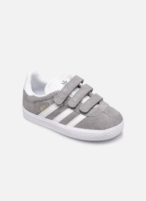 Sneaker adidas originals Gazelle Cf I grau detaillierte ansicht/modell