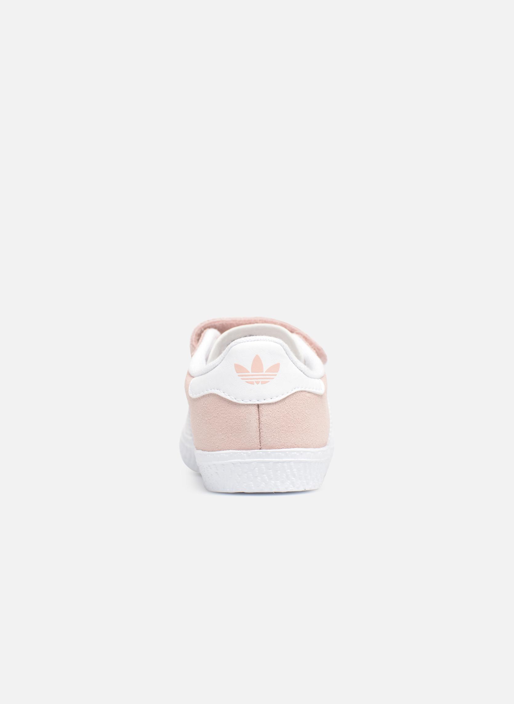 Sneakers Adidas Originals Gazelle Cf I Pink Se fra højre