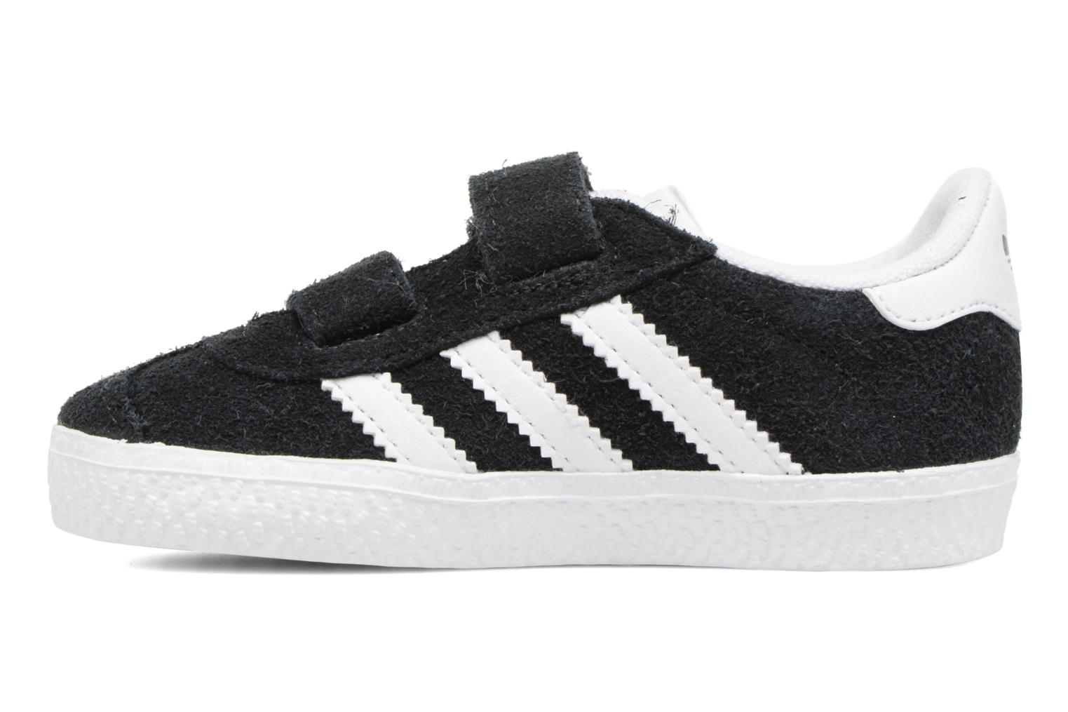 Sneakers Adidas Originals Gazelle Cf I Nero immagine frontale