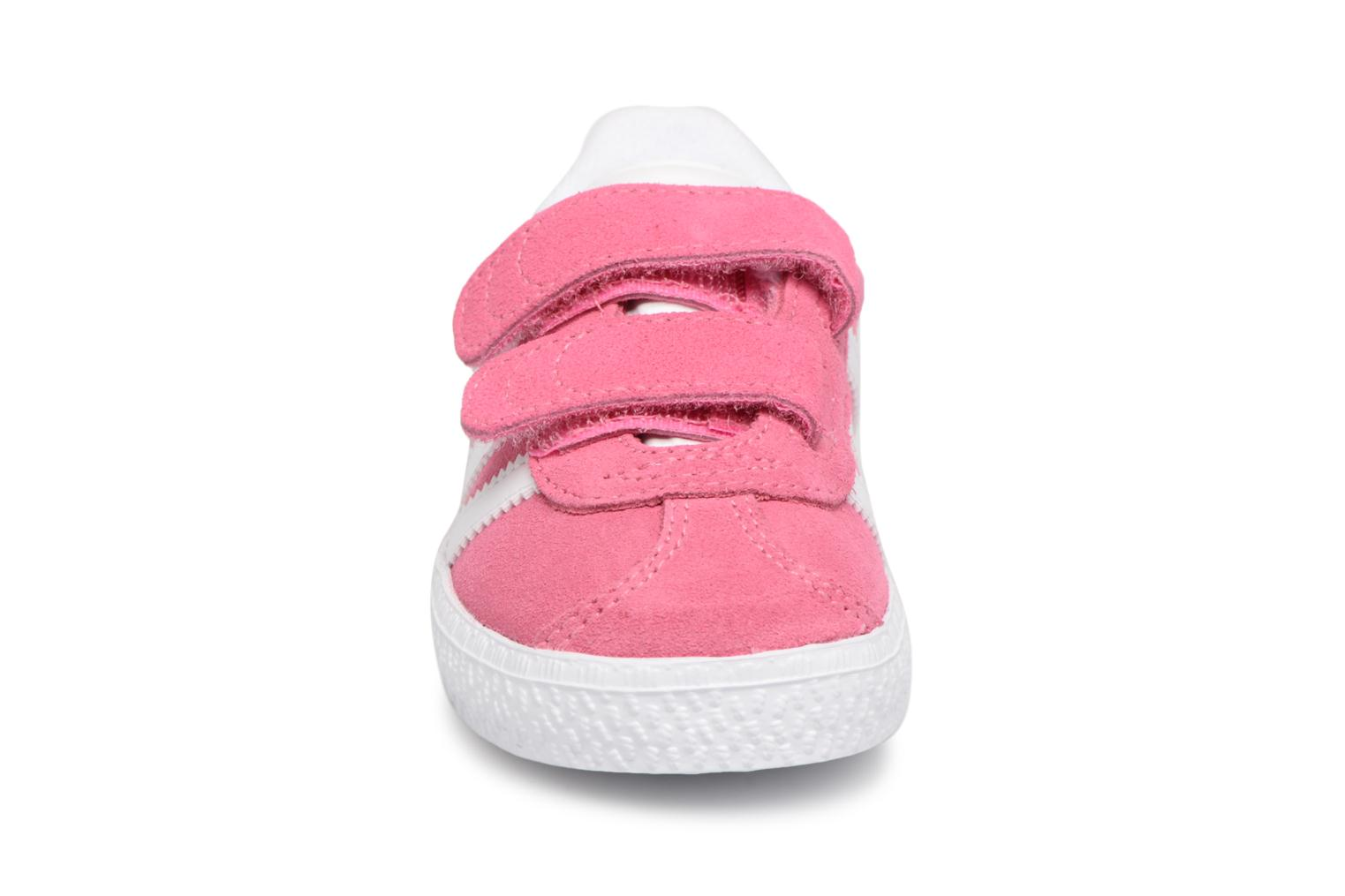 Sneakers Adidas Originals Gazelle Cf I Roze model
