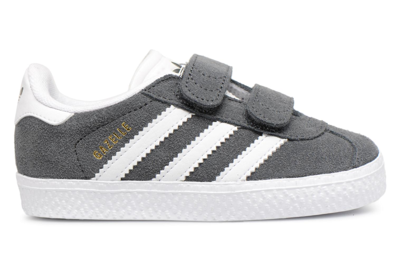 Deportivas Adidas Originals Gazelle Cf I Gris vistra trasera
