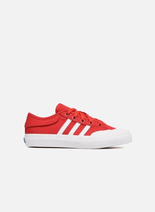 Trainers adidas originals Matchcourt J Red back view