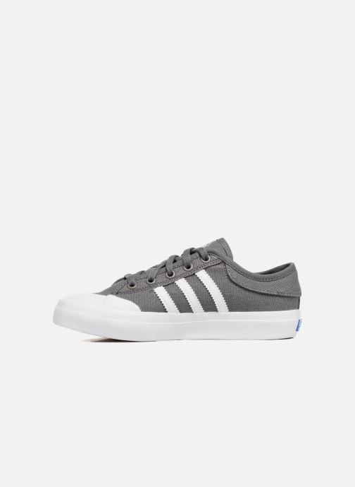 Trainers adidas originals Matchcourt J Grey front view