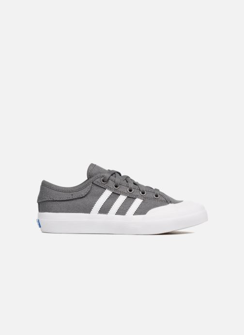 Trainers adidas originals Matchcourt J Grey back view