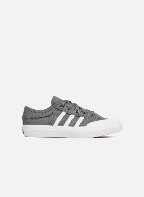 Trainers adidas originals Matchcourt J Grey back view