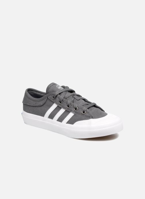 Trainers adidas originals Matchcourt J Grey detailed view/ Pair view