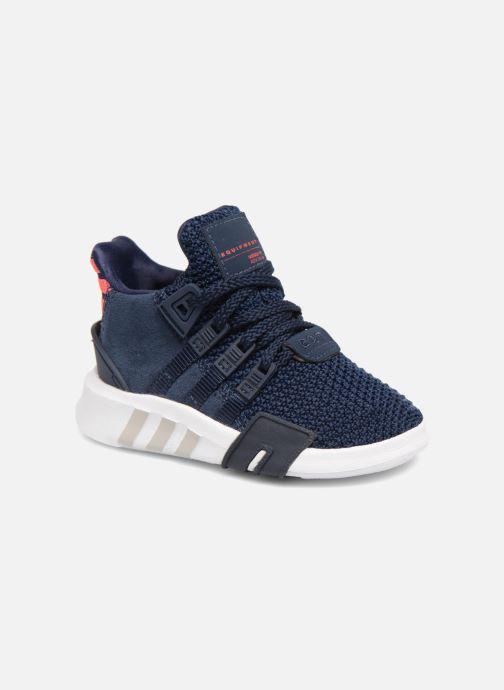 314e643a5710 ... canada sneakers adidas originals eqt bask adv i blå detaljeret billede  af skoene 58222 30e31