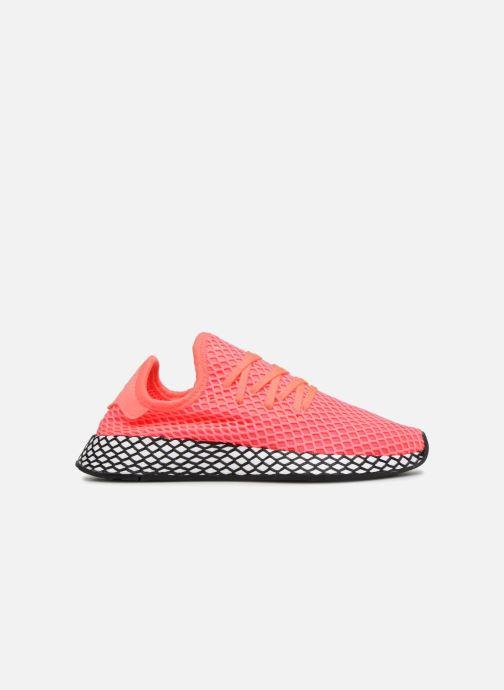 Sneaker adidas originals Deerupt Runner J rosa ansicht von hinten