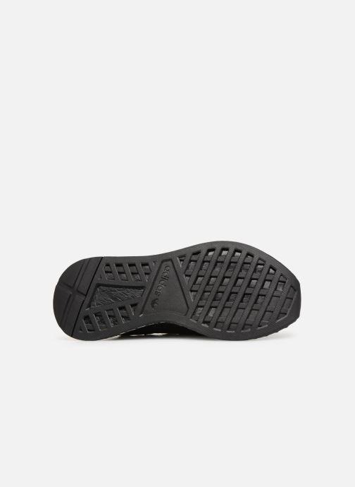 Sneakers adidas originals Deerupt Runner J Svart bild från ovan