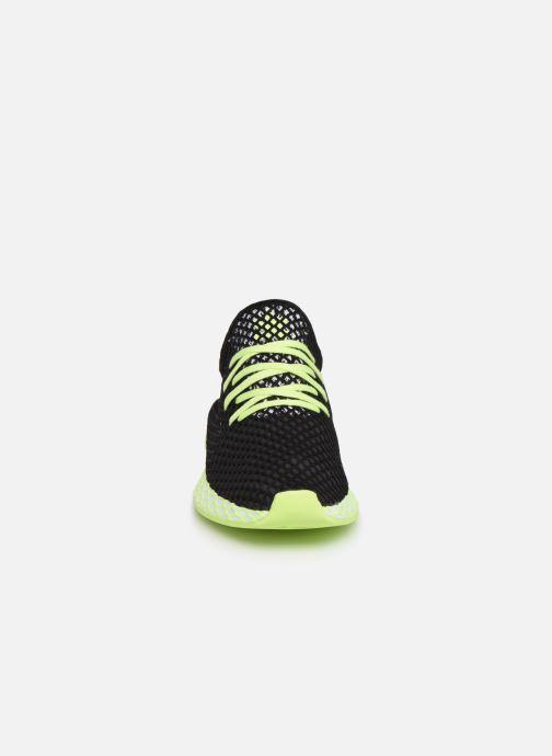 Sneakers Adidas Originals Deerupt Runner J Svart bild av skorna på