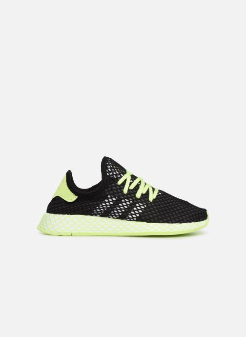 Sneakers Adidas Originals Deerupt Runner J Svart bild från baksidan