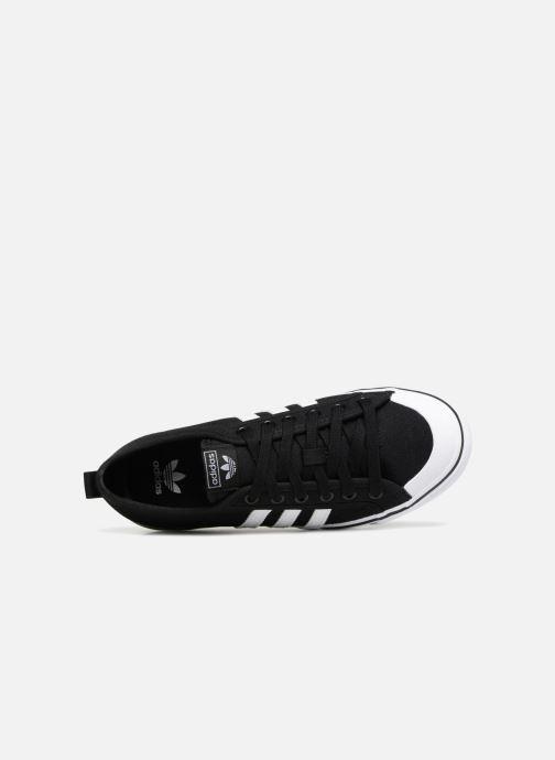 Sneakers adidas originals Nizza J Zwart links