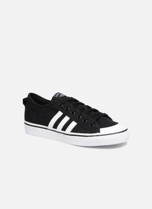 Sneakers adidas originals Nizza J Zwart detail