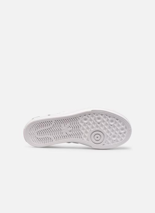 Sneakers adidas originals Nizza C Wit boven