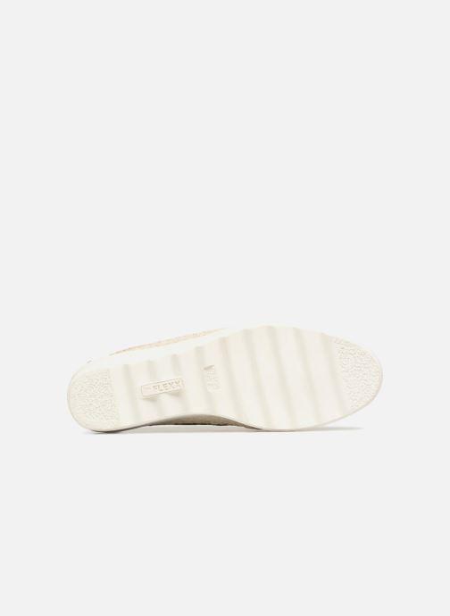 Chaussures à lacets The Flexx Call U Marron vue haut