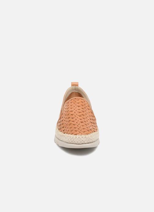 Baskets The Flexx Chapter Marron vue portées chaussures