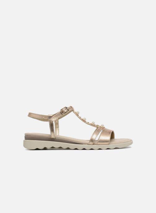 Sandales et nu-pieds The Flexx Cut Me Or et bronze vue derrière