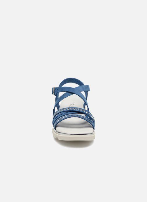 Sandals The Flexx Grimilde Blue model view