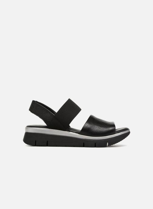 Sandales et nu-pieds The Flexx Joanie Noir vue derrière