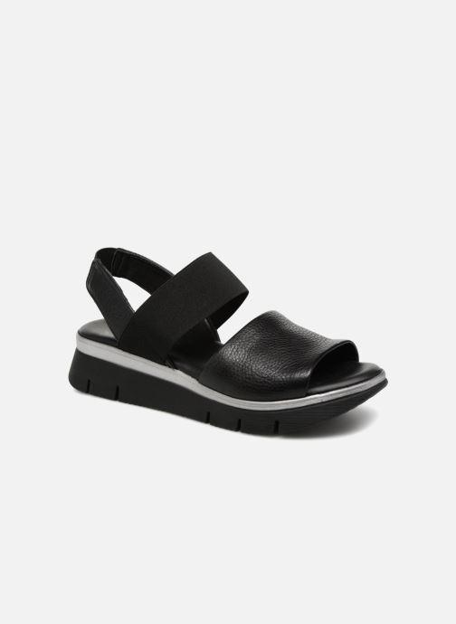 Sandales et nu-pieds The Flexx Joanie Noir vue détail/paire