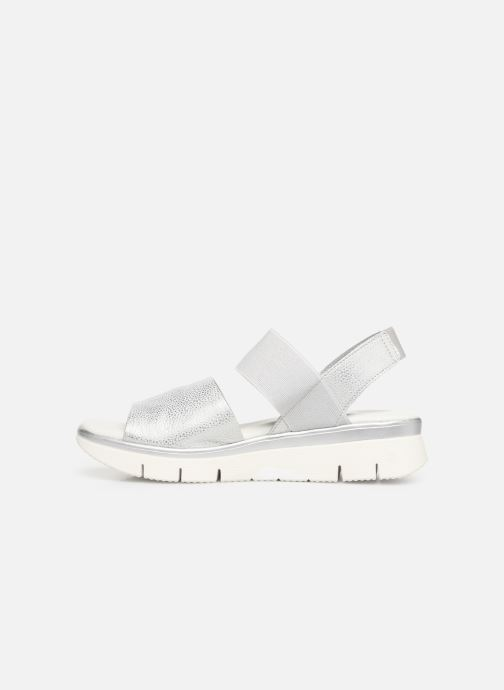 Sandals The Flexx Joanie Silver front view