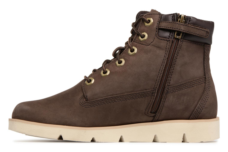 "Bottines et boots Timberland Radford 6"" Boot Kids Marron vue face"