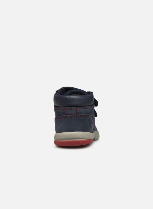 Bottines et boots Timberland Toddle Tracks H&L Boot Bleu vue droite