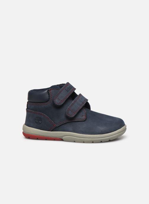 Bottines et boots Timberland Toddle Tracks H&L Boot Bleu vue derrière