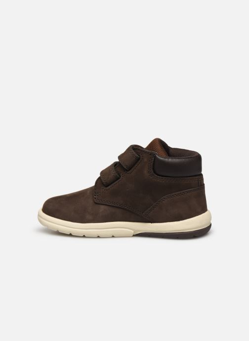 Bottines et boots Timberland Toddle Tracks H&L Boot Marron vue face