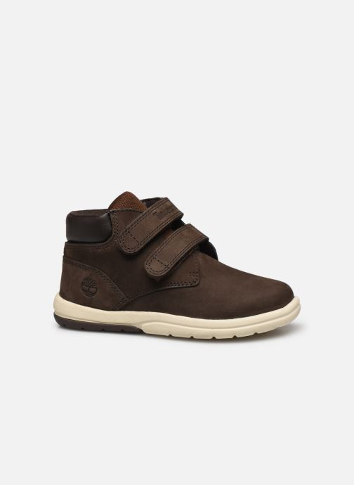 Ankle boots Timberland Toddle Tracks H&L Boot Brown back view