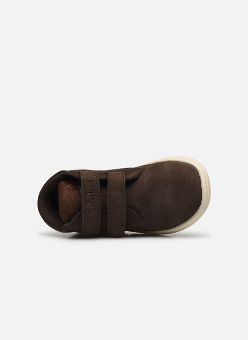 Bottines et boots Timberland Toddle Tracks H&L Boot Marron vue gauche