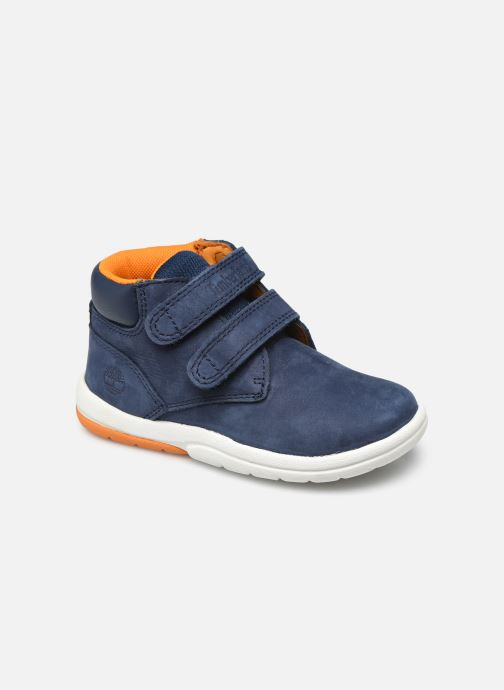 Stiefeletten & Boots Timberland Toddle Tracks H&L Boot blau detaillierte ansicht/modell