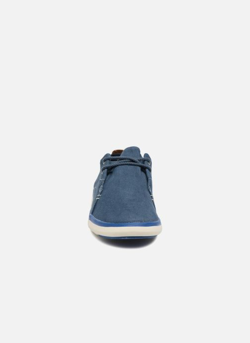 Timberland Gateway Pier Oxford (Bleu) Baskets chez Sarenza