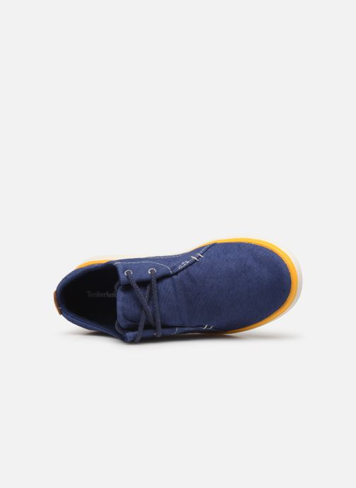 Sneakers Timberland Gateway Pier Oxford Blauw links