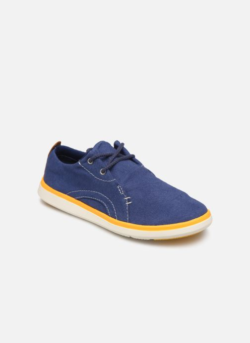 Sneakers Timberland Gateway Pier Oxford Blauw detail