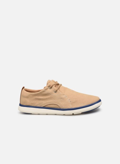 Sneakers Timberland Gateway Pier Oxford Beige immagine posteriore