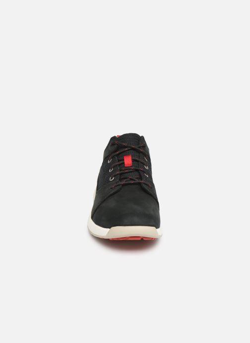 Baskets Timberland FlyRoam L/F Oxford Noir vue portées chaussures