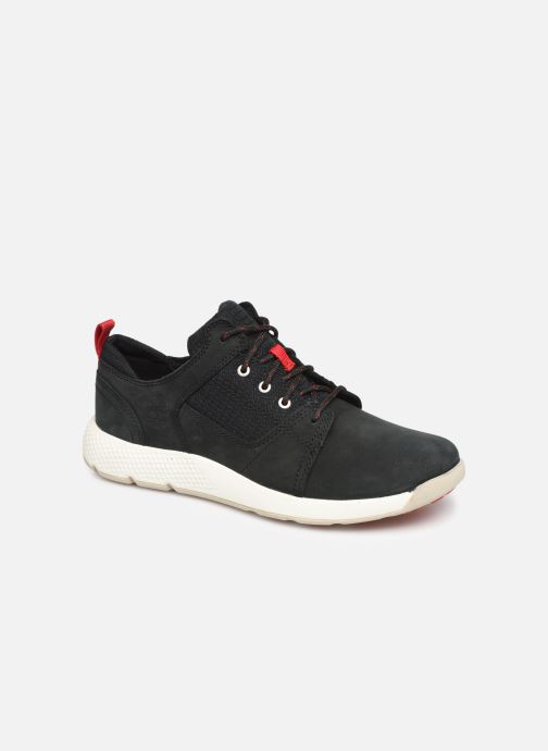 Baskets Timberland FlyRoam L/F Oxford Noir vue détail/paire