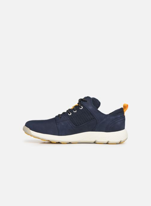 Baskets Timberland FlyRoam L/F Oxford Bleu vue face