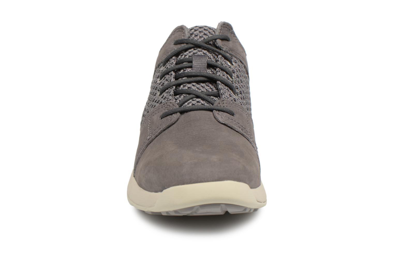 Baskets Timberland FlyRoam L/F Oxford Gris vue portées chaussures