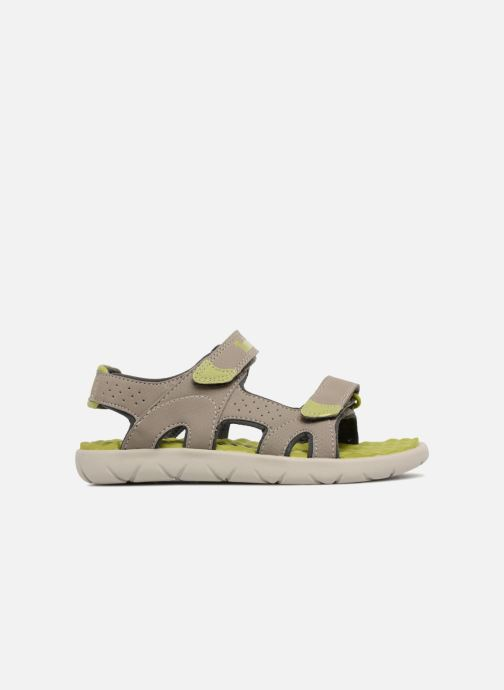 Sandals Timberland Perkins Row 2-Strap Grey back view
