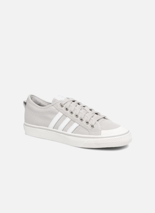 chaussures adidas nizza gris