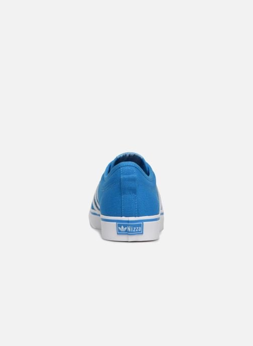 adidas originals NIZZA (Bleu) Baskets chez Sarenza (323177)