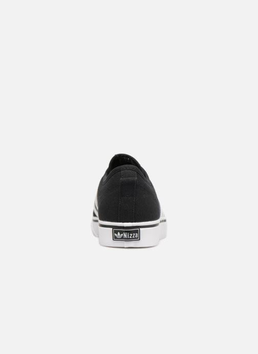 Sneakers adidas originals NIZZA Grigio immagine destra