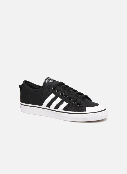 Adidas Originals NIZZA (Nero) - scarpe da ginnastica chez | finitura  | Sig/Sig Ra Scarpa