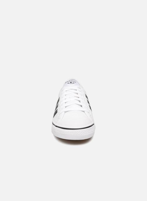 Deportivas adidas originals NIZZA Blanco vista del modelo