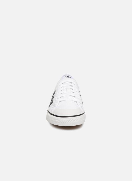 Trainers adidas originals NIZZA White model view