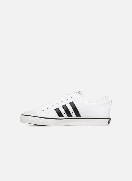 Trainers Adidas Originals NIZZA White front view