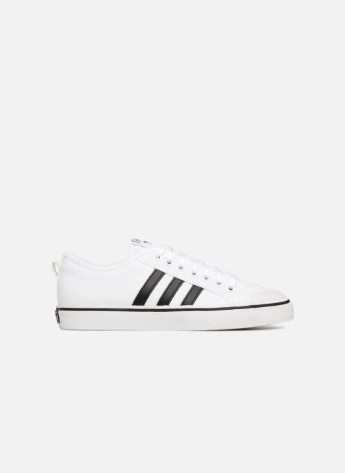 Trainers Adidas Originals NIZZA White back view