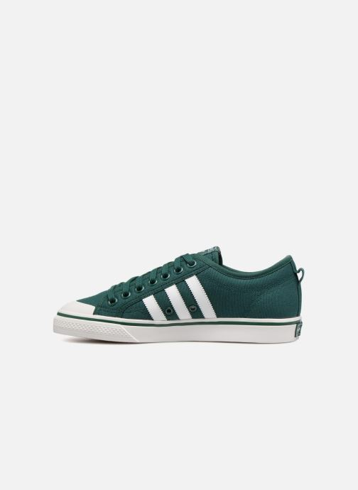 Baskets Adidas Originals NIZZA Vert vue face